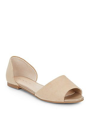 Chinese Laundry Countdown D'Orsay Flats - Sand - Size