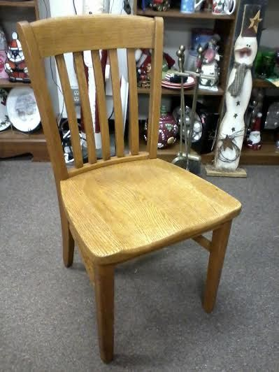 This Vintage Oak Office Chair Was Made By The Murphy Chair Company Of Owensboro  Ky And