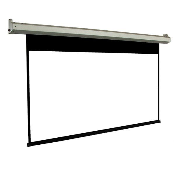 Tygerclaw Motorized Projector Screen 120 Pm6317 Rona Projector Screen Media Room Design Home Theater Speakers