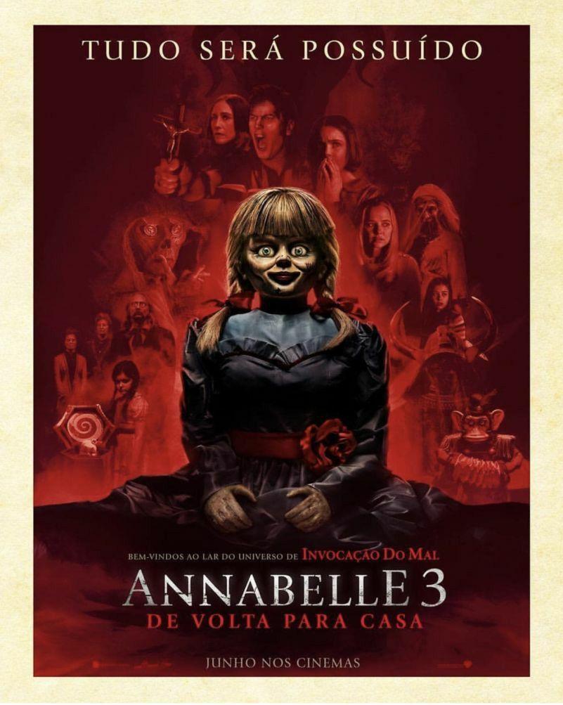 Annabelle 3 De Volta Pra Casa Filme Annabelle Assistir Filmes Gratis Dublado Filmes Completos