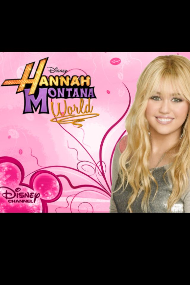 HANNA MONTANA i´m your favorite fans