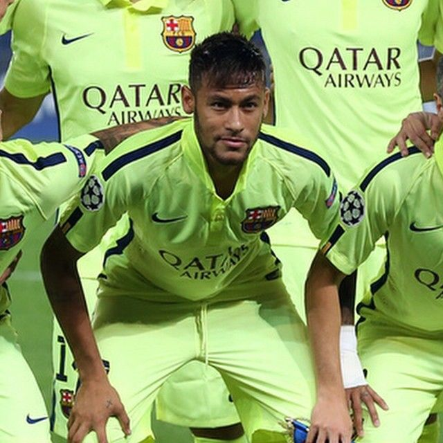 Neymar Jr: One goal a game  Neymar Jr: a gol per partit  Neymar Jr: a gol por partido  @neymarjr @fcbarcelona
