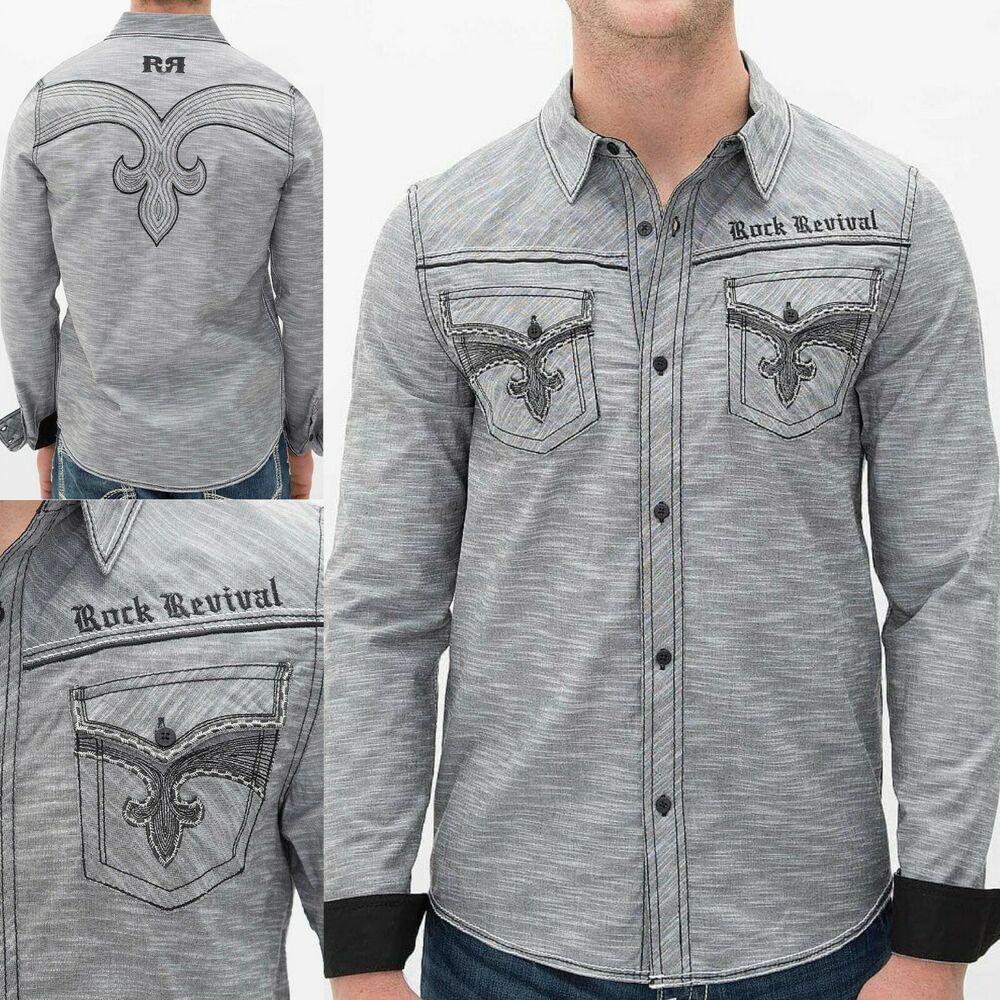 Rock revival shirt