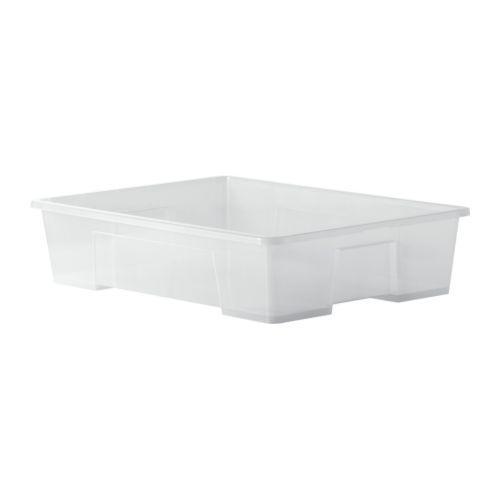 samla box transparent schildkr ten pinterest ikea box ikea und aufbewahrung. Black Bedroom Furniture Sets. Home Design Ideas