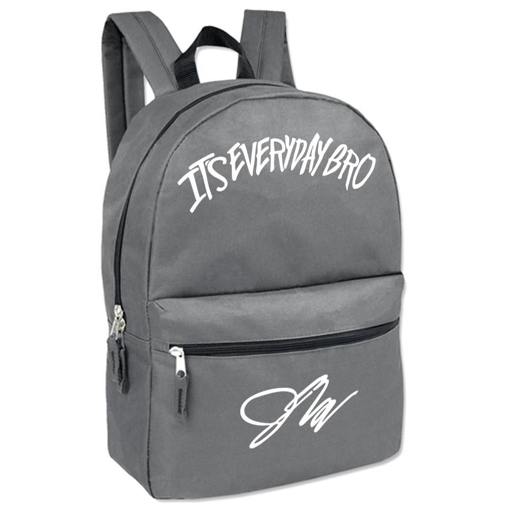 ea00e8caed Jake Paul It s Everyday Bro Backpack