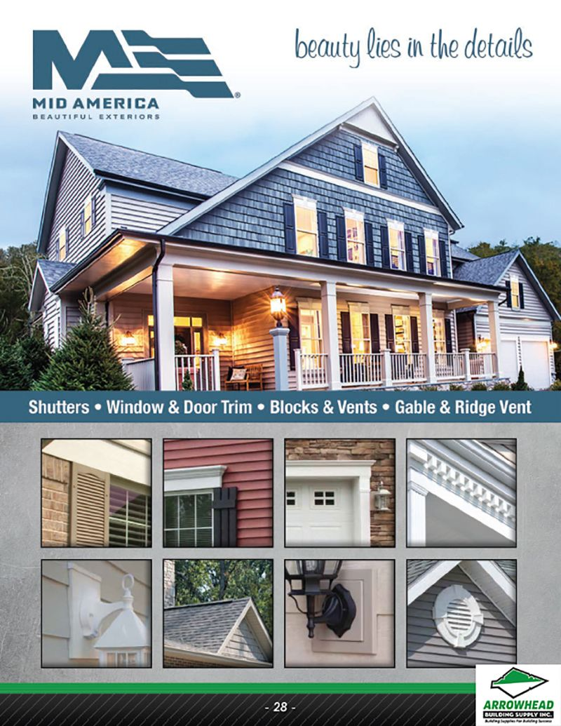 Building Materials And Accessories Columns Mailboxes And More Classic Shutters House Shutters Shutters Exterior
