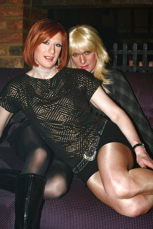 transvestites making love