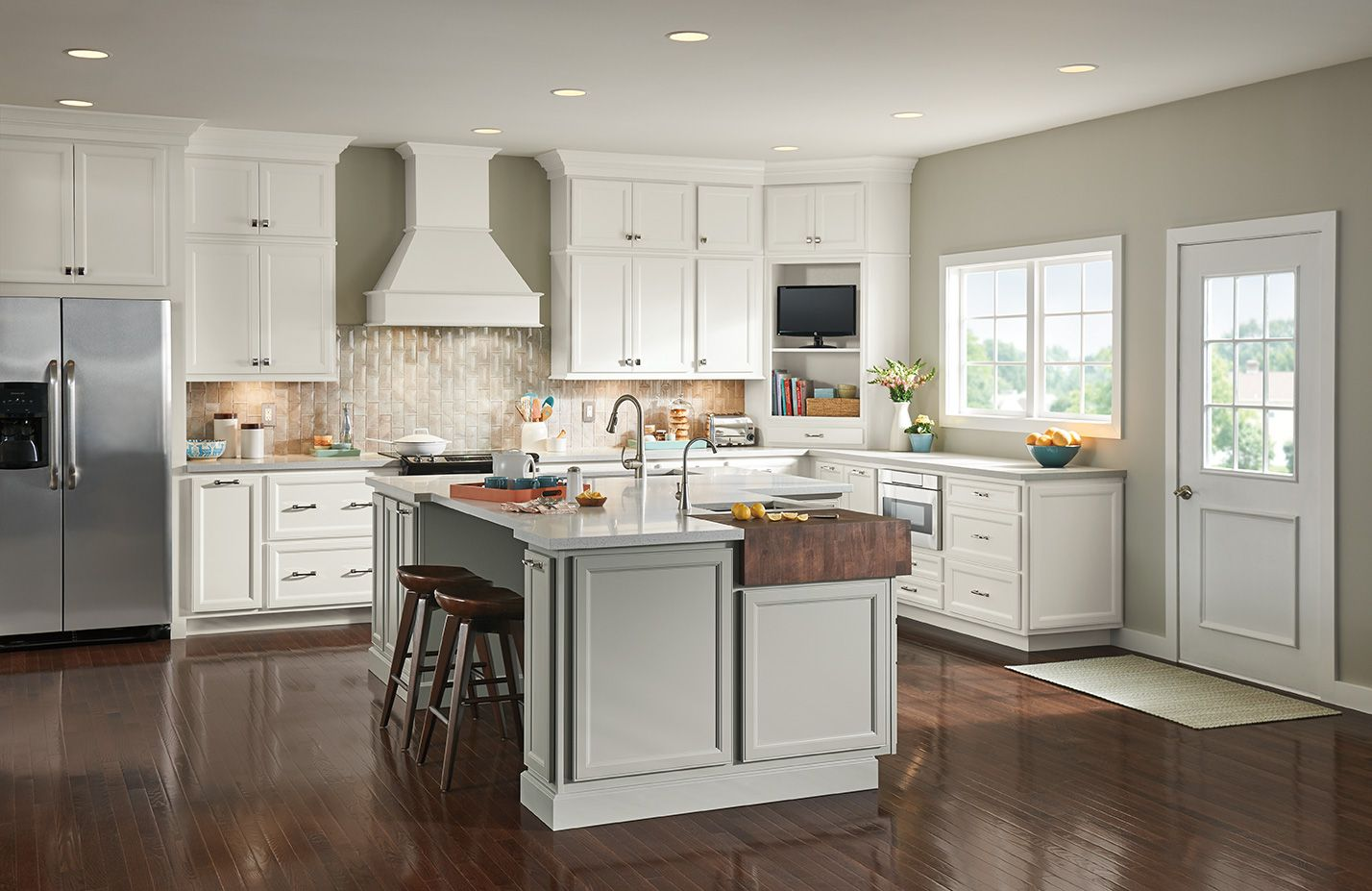 how to color kitchen cabinets shenandoah cardiff linen amp kitchen inspirations 7223