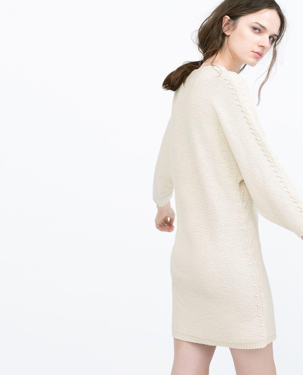 Image 5 of TUNIC DRESS from Zara