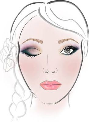 Pure Bliss Bridal & Beauty House: Tarte's Mega Collection of Face Charts