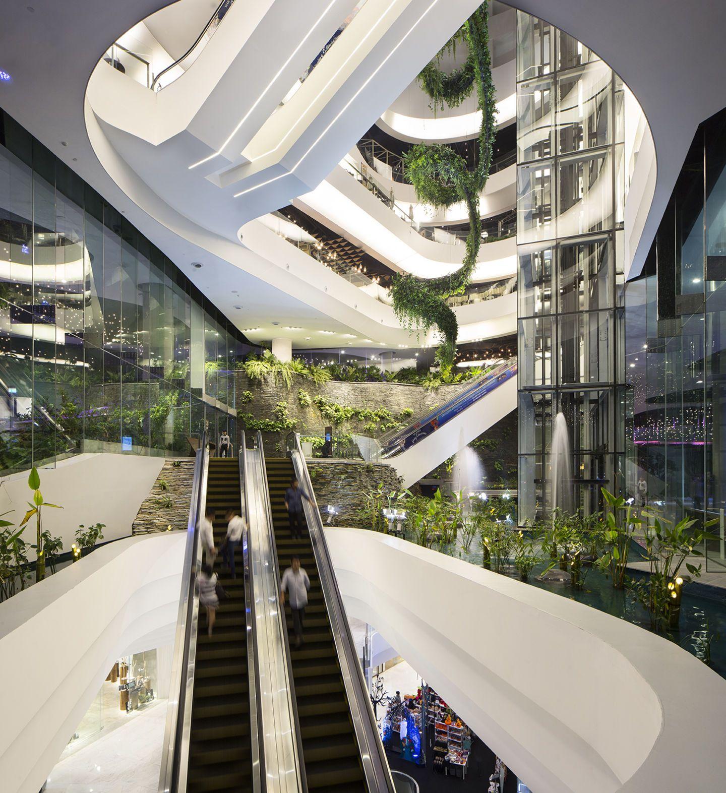Boiffils architectures luc boegly emquartier divisare for Ads architectural design services