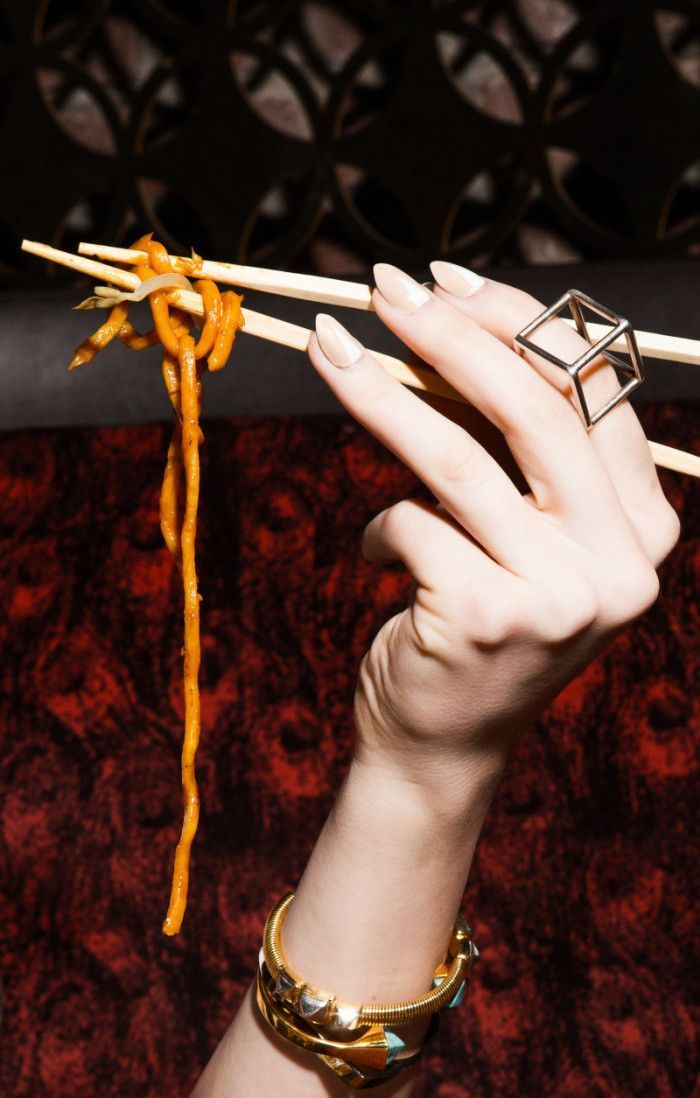 Photo of Eat your heart out, New York: a fashion and food editorial – #your #editorial …