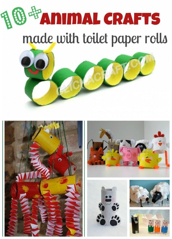 Craft Ideas With Toilet Paper Rolls Paper Roll Crafts Toilet