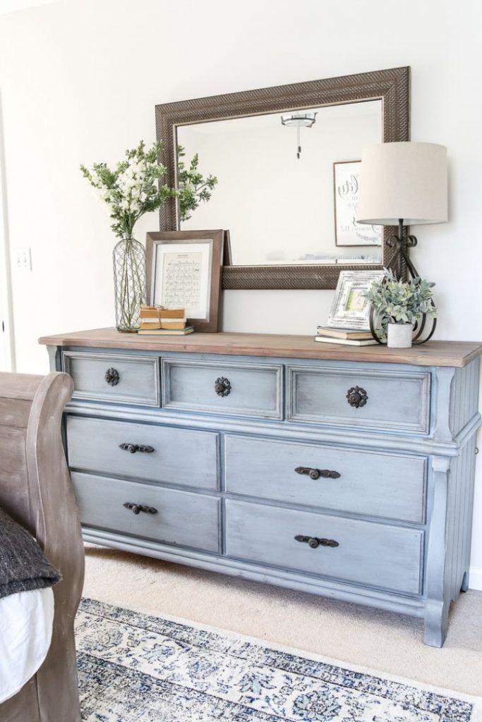 Dresser Decor 717 Home In 2019 Farmhouse Bedroom Decor Bedroom