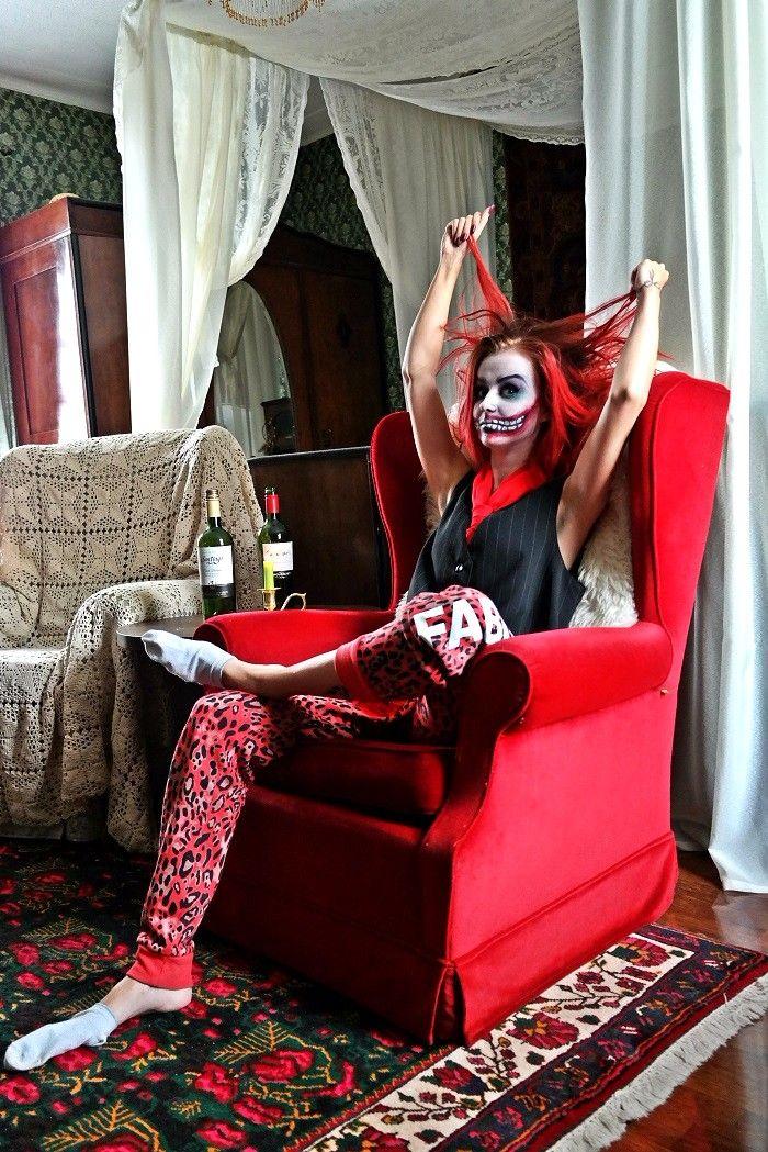 Nani Karoliina - Be yourself : The Joker Inspiration makeup