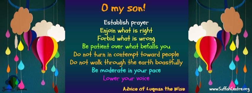 The great hakeem Luqman