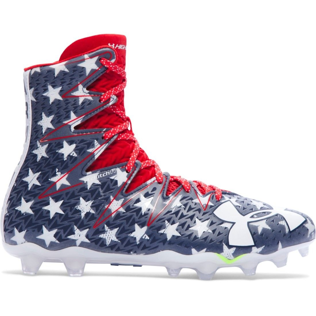 Pin By Lacrosse Unlimited On Under Armour Footwear Lacrosse Cleats American Football Cleats Football Cleats