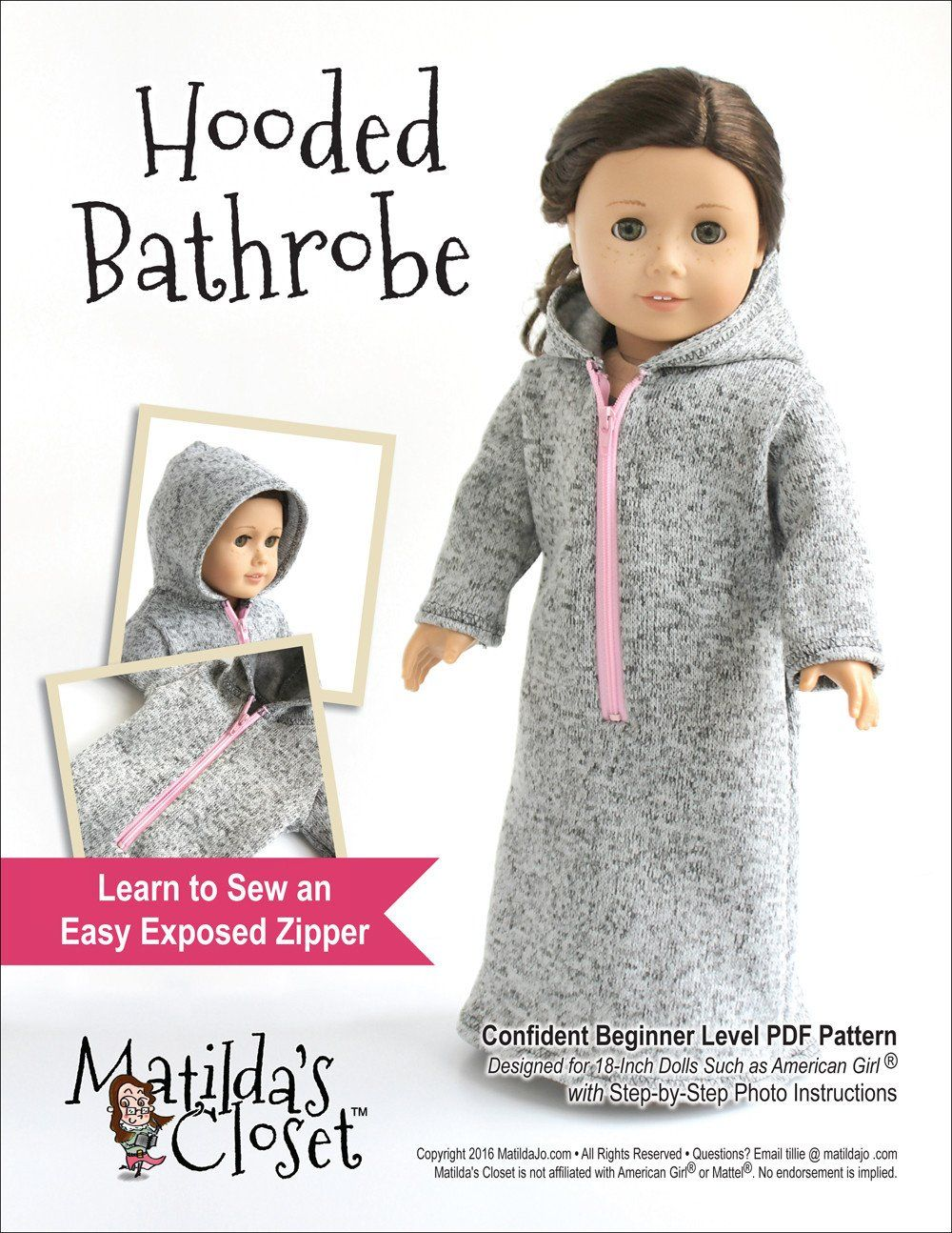 18 Doll Clothes Patterns Best Ideas