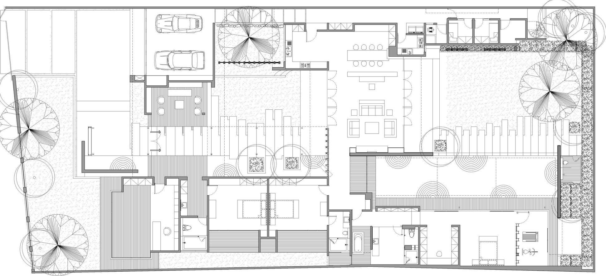 Diminished House by Wahana Cipta Selaras (15) | House, Interiors ...