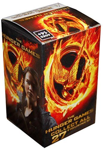11/23/2016 -- The Hunger Games WizK!ds Collectible Figures. Only $0.49! :)