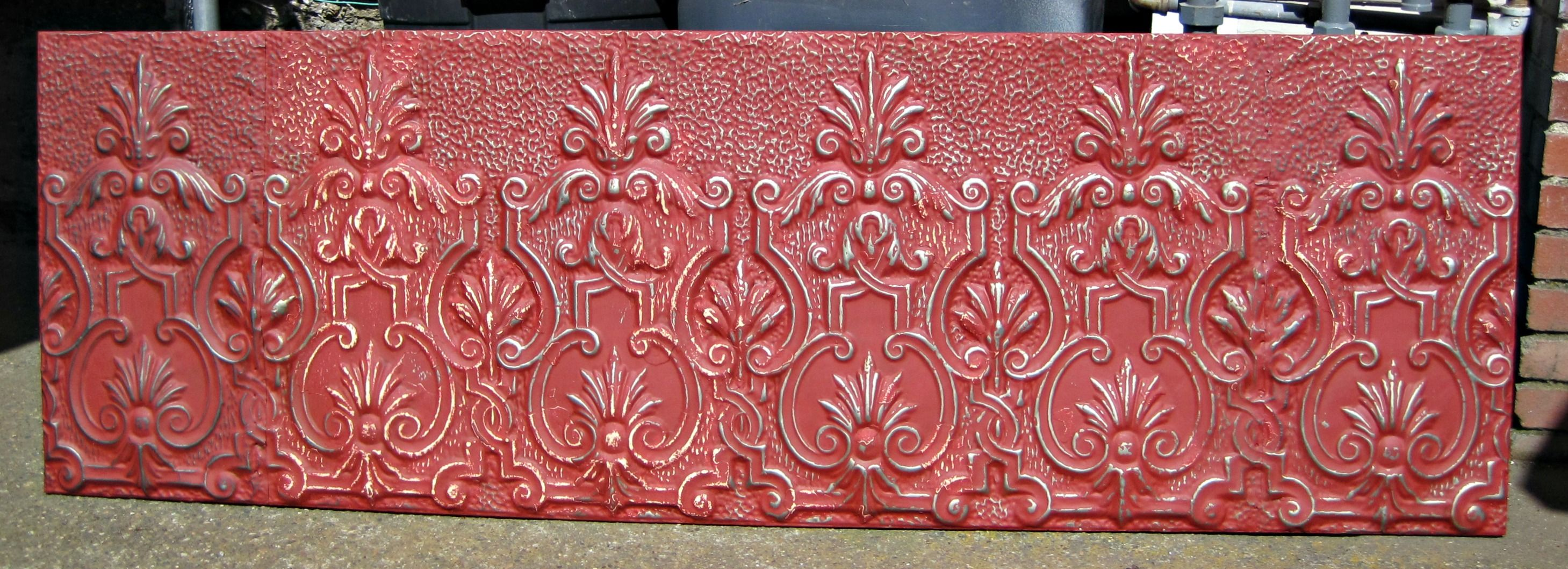 Charming 1 Ceramic Tile Huge 1 Inch Ceramic Tiles Solid 18 Inch Ceramic Tile 2 X 6 White Subway Tile Old 24 X 48 Ceiling Tiles Drop Ceiling Orange2X4 Fiberglass Ceiling Tiles 6\u0027 X 2\u0027 Ceiling Tin Headboard. Tin Salvaged In Northern Wisconsin ..