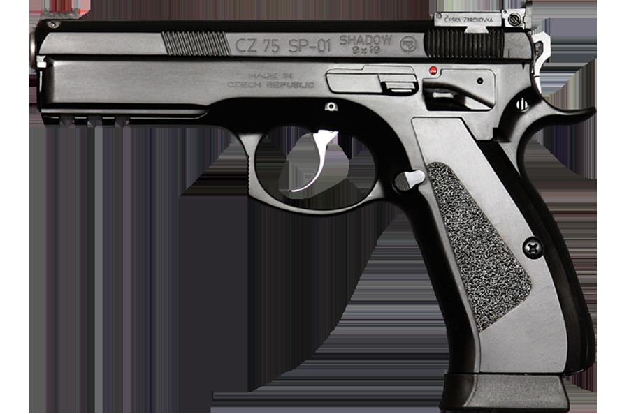 CZ 75 SP-01 Shadow Pistol