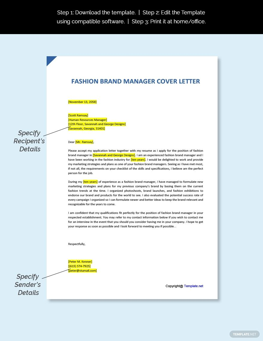 Fashion Product Developer Cover Letter Topmost Pictures Wonderful