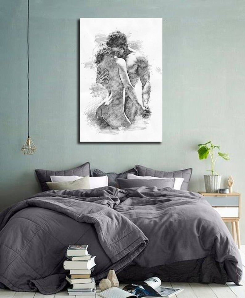 35++ His and hers bedroom wall decor info