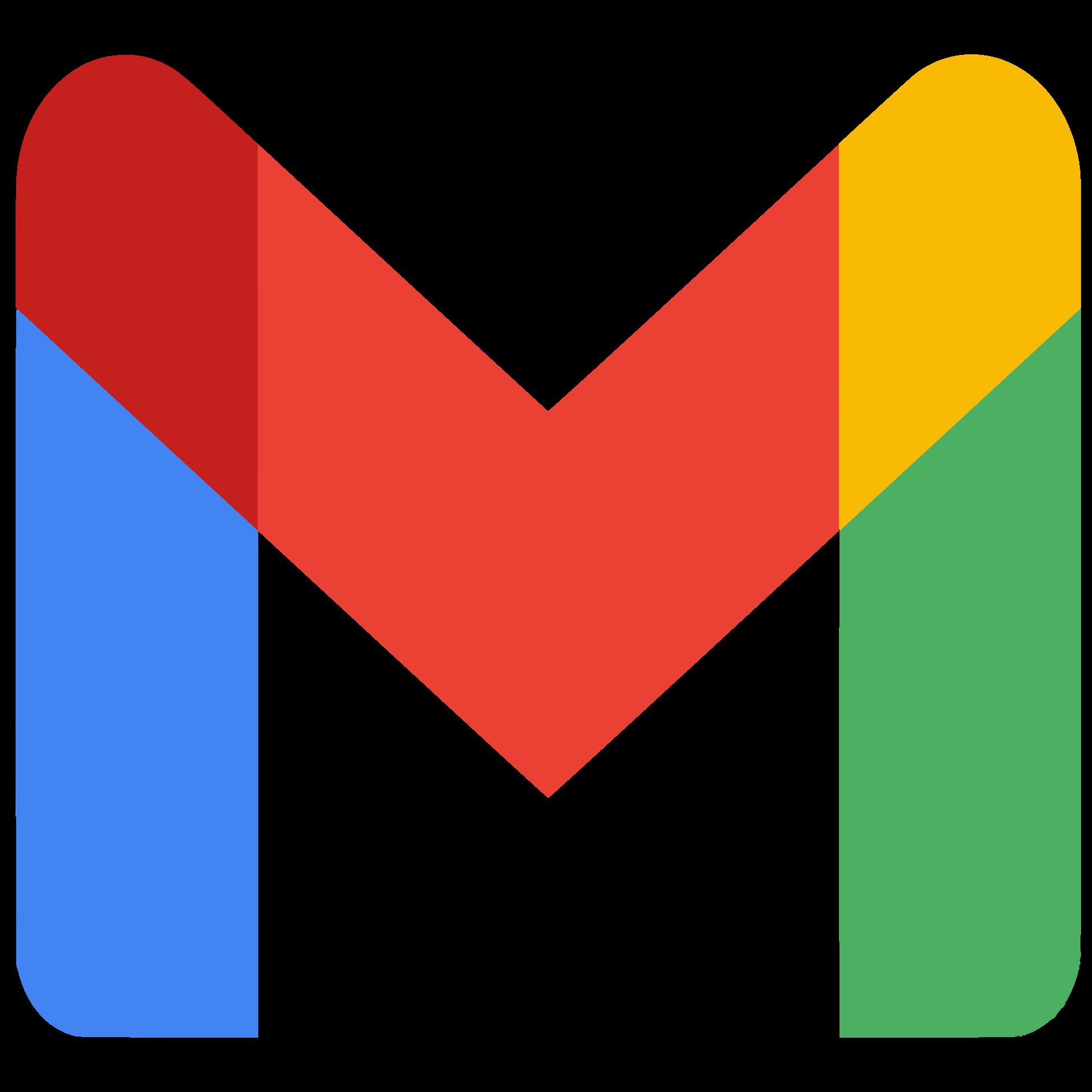 Google Gmail Logo In 2021 Internet Logo Anime Scenery Wallpaper Color Free
