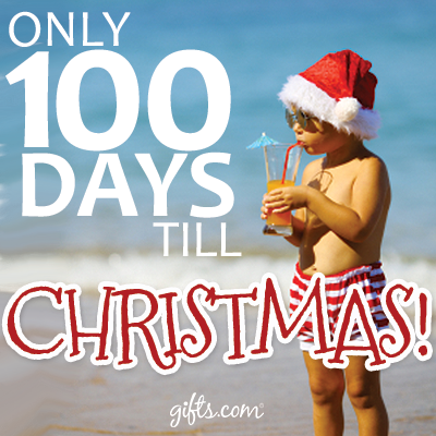 Pin by Gifts.com on Gift Rap Blog Posts | Days till christmas, Christmas on a budget, 100th day