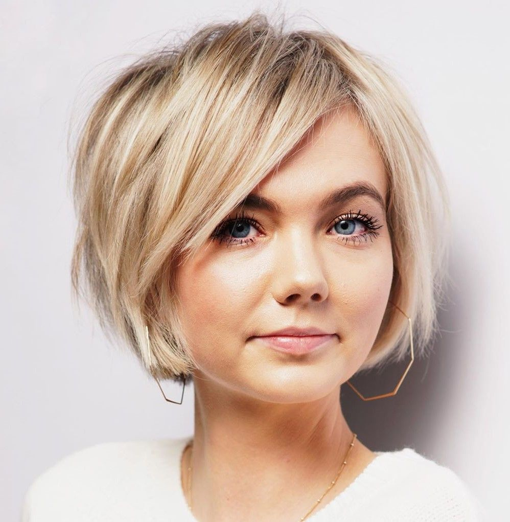 40 Best Ideas How to Cut and Style Side Bangs in 2