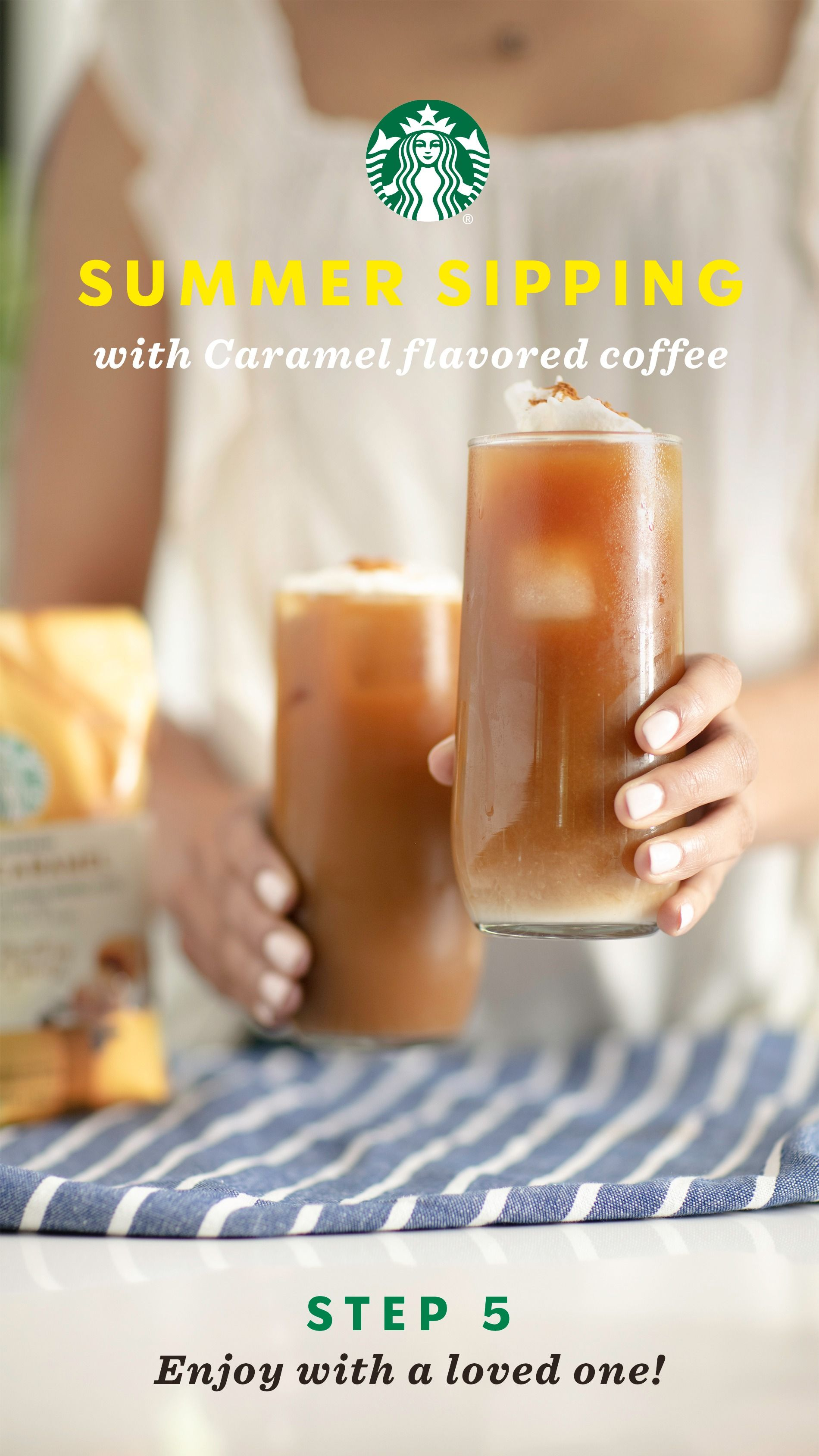 Starbucks® Caramel Flavored Coffee | Coffee flavor ...