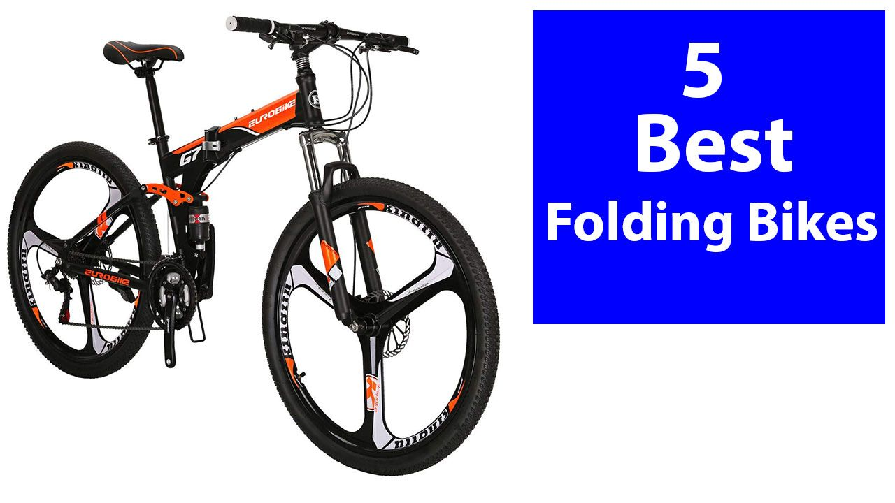 5 Best Folding Bikes Under 300 In 2019 Touring Bicycles This