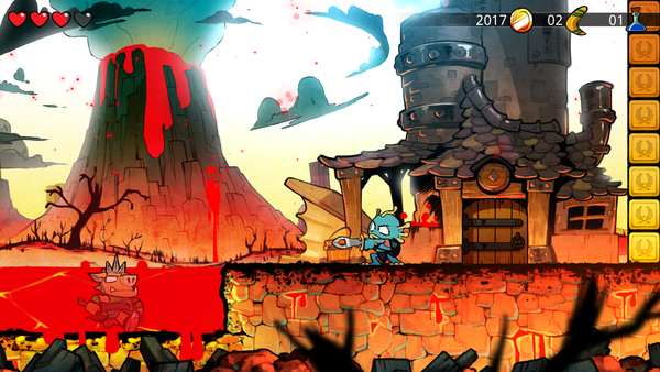 Switch - eShop charts for April 27th 2017   Software  1. Wonder Boy: The Dragons Trap 2. Snipperclips 3. Puyo Puyo Tetris 4. Shovel Knight: Treasure Trove 5. Mr. Shifty 6. The Jackbox Party 3 7. FAST RMX 8. Has-Been Heroes 9. Graceful Explosion Machine 10. Snake Pass 11. 1-2-Switch 12. The Binding of Isaac: Afterbirth 13. Kamiko 14. ACA NeoGeo Metal Slug 3 15. ACA NeoGeo Samurai Shodown IV  from GoNintendo Video Games