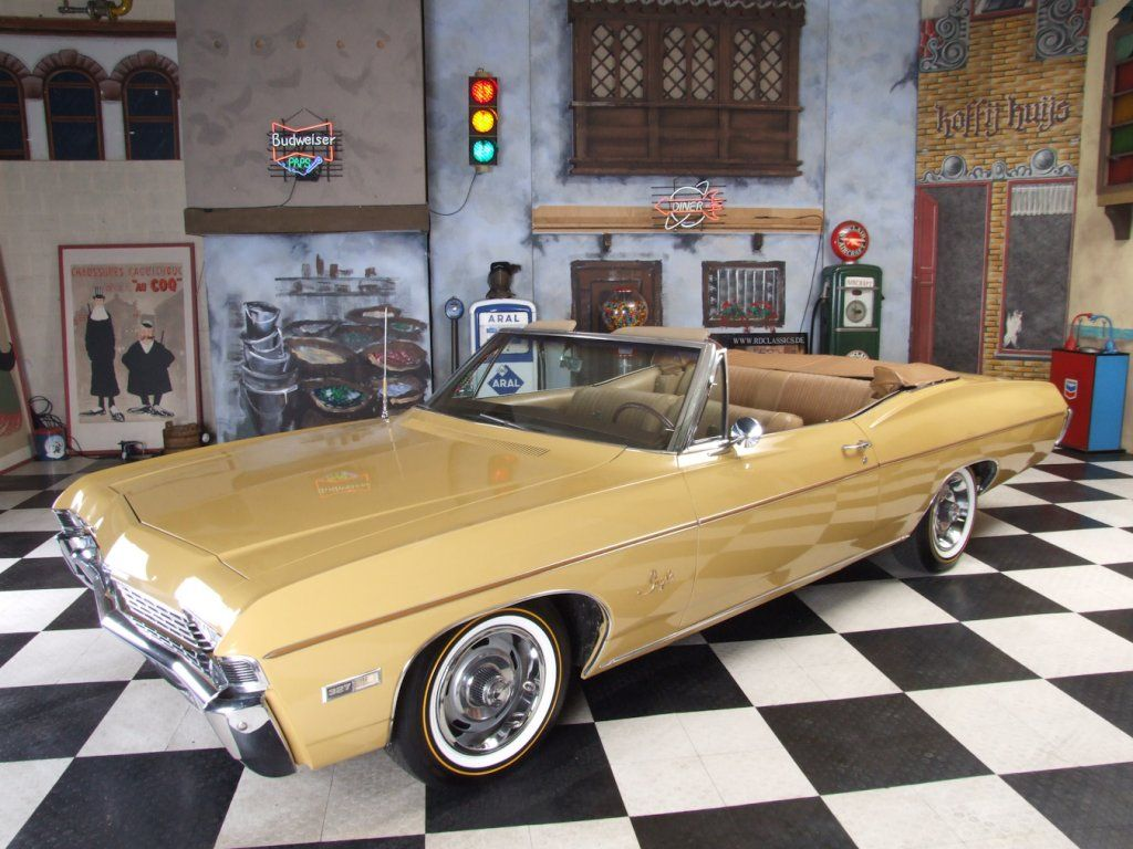 68 Chevy Impala, just like pa McCarthy used to have :) | Cars ...