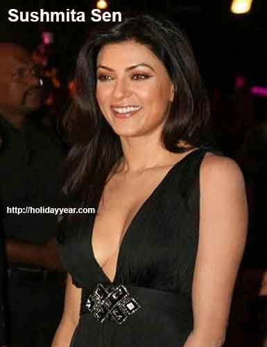 Nov 19 - Sushmita Sen, Indian beauty queen and actress was Born Today. For more famous birthdays http://holidayyear.com/birthdays/