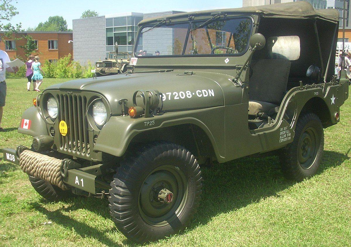 Best Jeep M38a1 Jeep Pinterest
