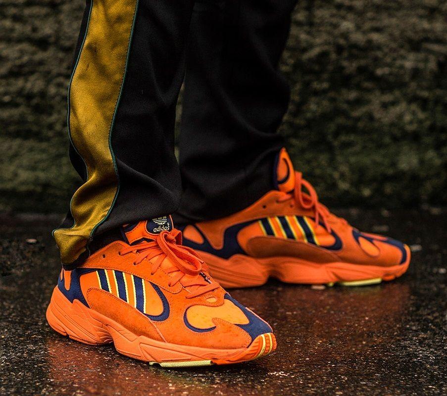 Yung 1 sneakers - Yellow & Orange adidas lpAksrAvhA