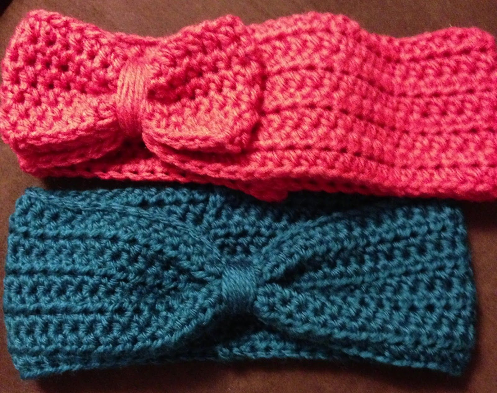 For those of you who know how to crochet, I decided to just post the ...