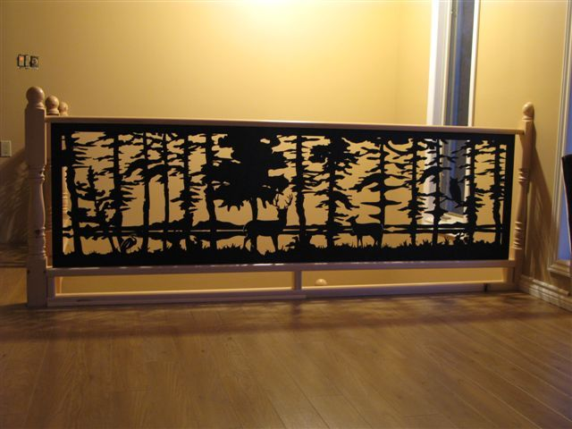 Best Decorative Gates For Outdoors Tree Ornamental Railing 400 x 300