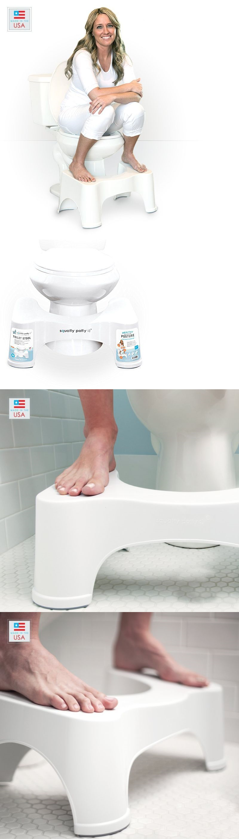 Other Health Care Supplies: Squaty Potty Toilet Stool Squat Bathroom ...