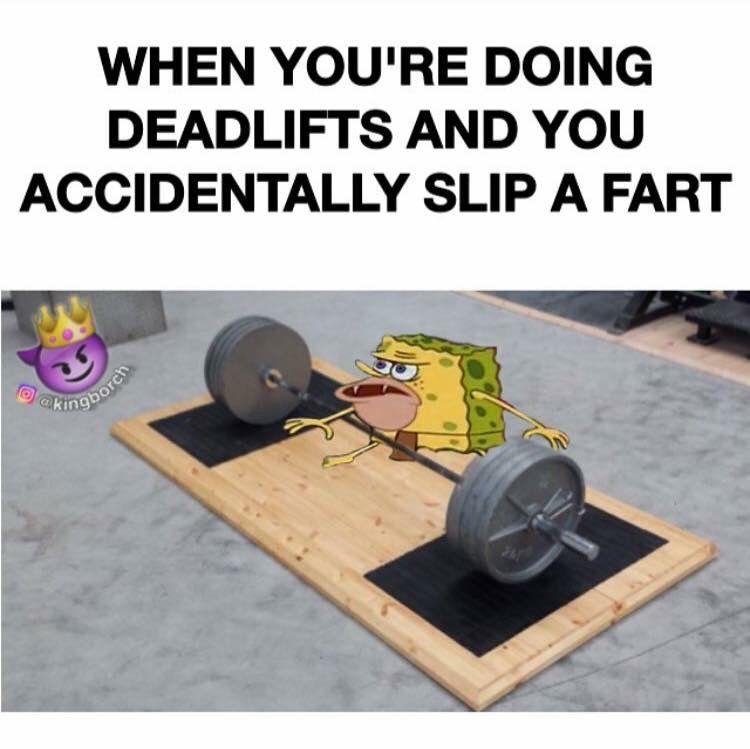 Sponge Bob Eating Doritos Colroing In: Deadlift Fart. SpongeBob Caveman Meme