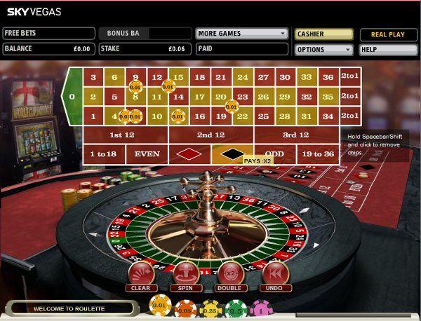 Casino Roulette Tricks German