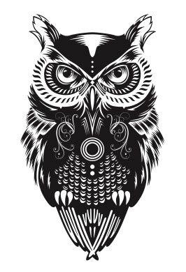 strepik hibou tattoo tatoo piercing pinterest. Black Bedroom Furniture Sets. Home Design Ideas