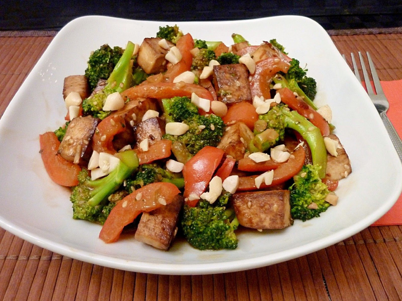 this stir fry with summer here and lots of and tofu stir fry recipe ...