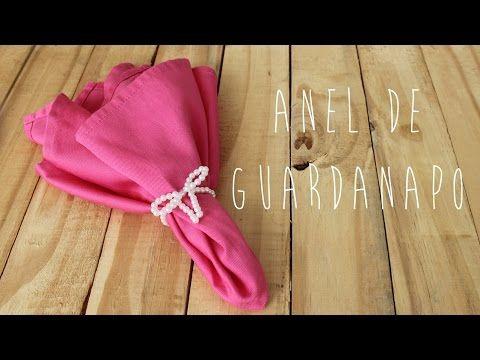 Como Fazer Anel de Guardanapo - Blog de Casamento DIY da Maria Fernanda   Blog de Casamento DIY da Maria Fernanda