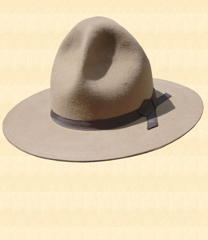 Trooper Campaign Hat - Hat Style  c98fa714a01