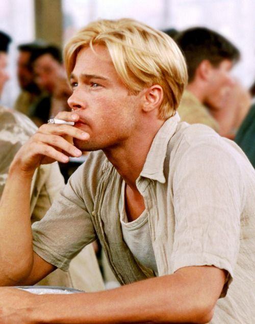 Brad Pitt Seven Years In Tibet Brad Pitt Hair Brad Pitt Seven Years In Tibet