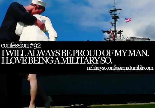 i love my navy man
