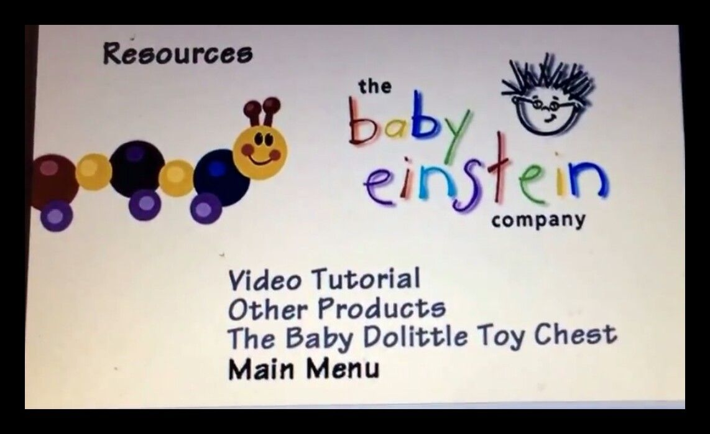 BABY EINSTEIN DVDS. EINSTEIN DVDS - ARCTIC BABIES BEDDING